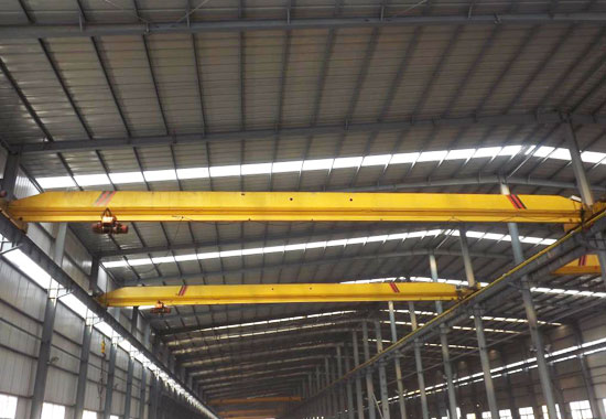 5 Ton Single Girder Bridge Crane