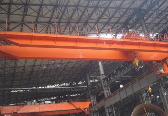 Double Beam Overhead Crane
