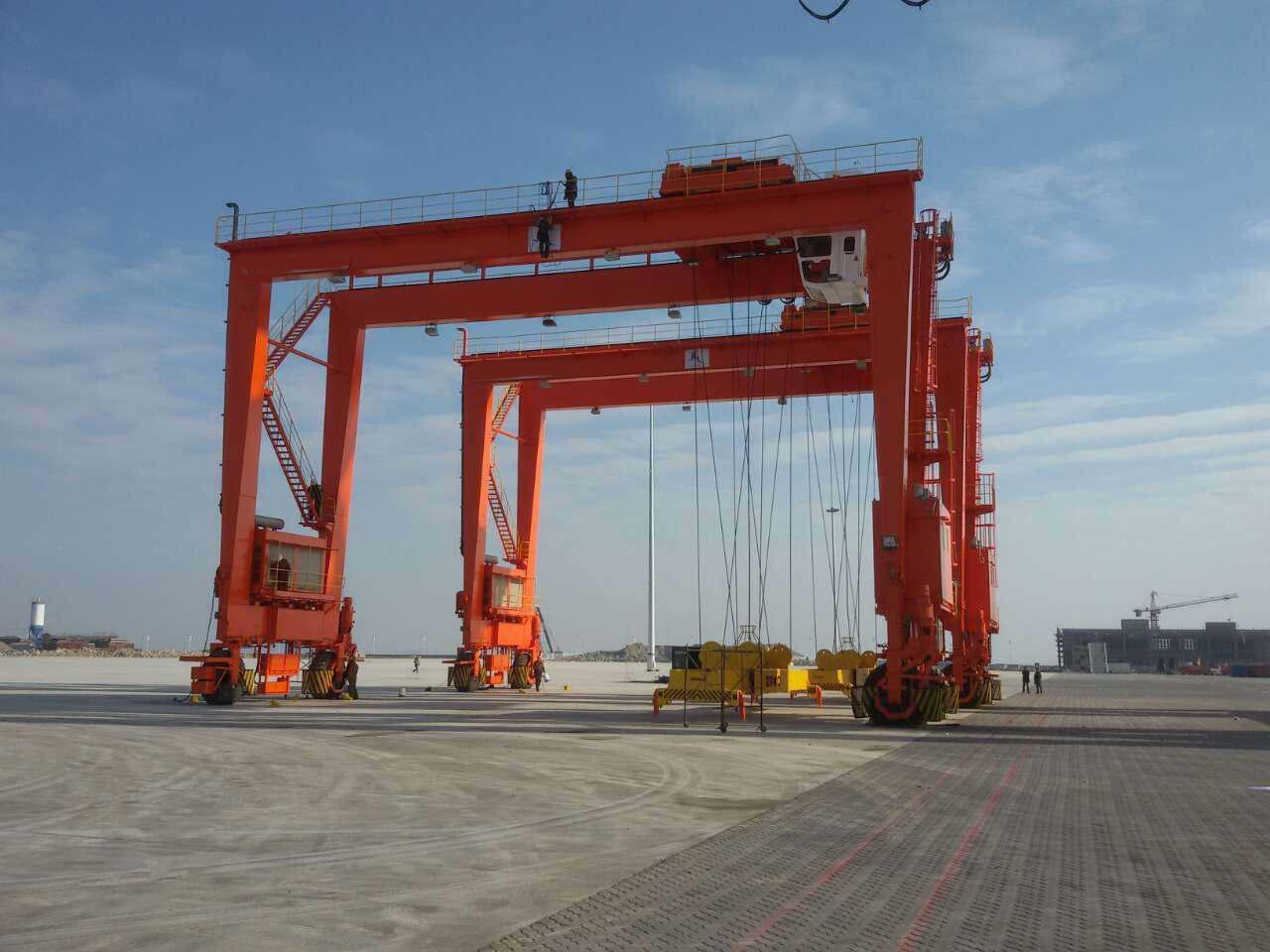 Weihua Container Gantry Crane