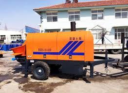 mini concrete pump
